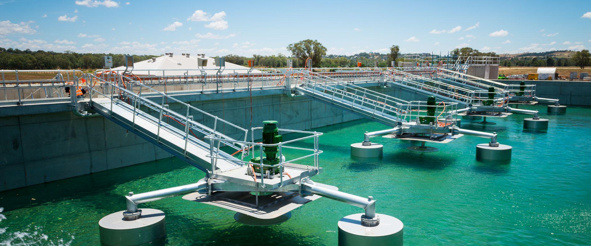 Technologies vertes / <br><span>Cycle de l'eau</span>