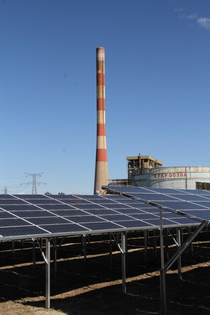centrale aramon cleantech vallée EDF