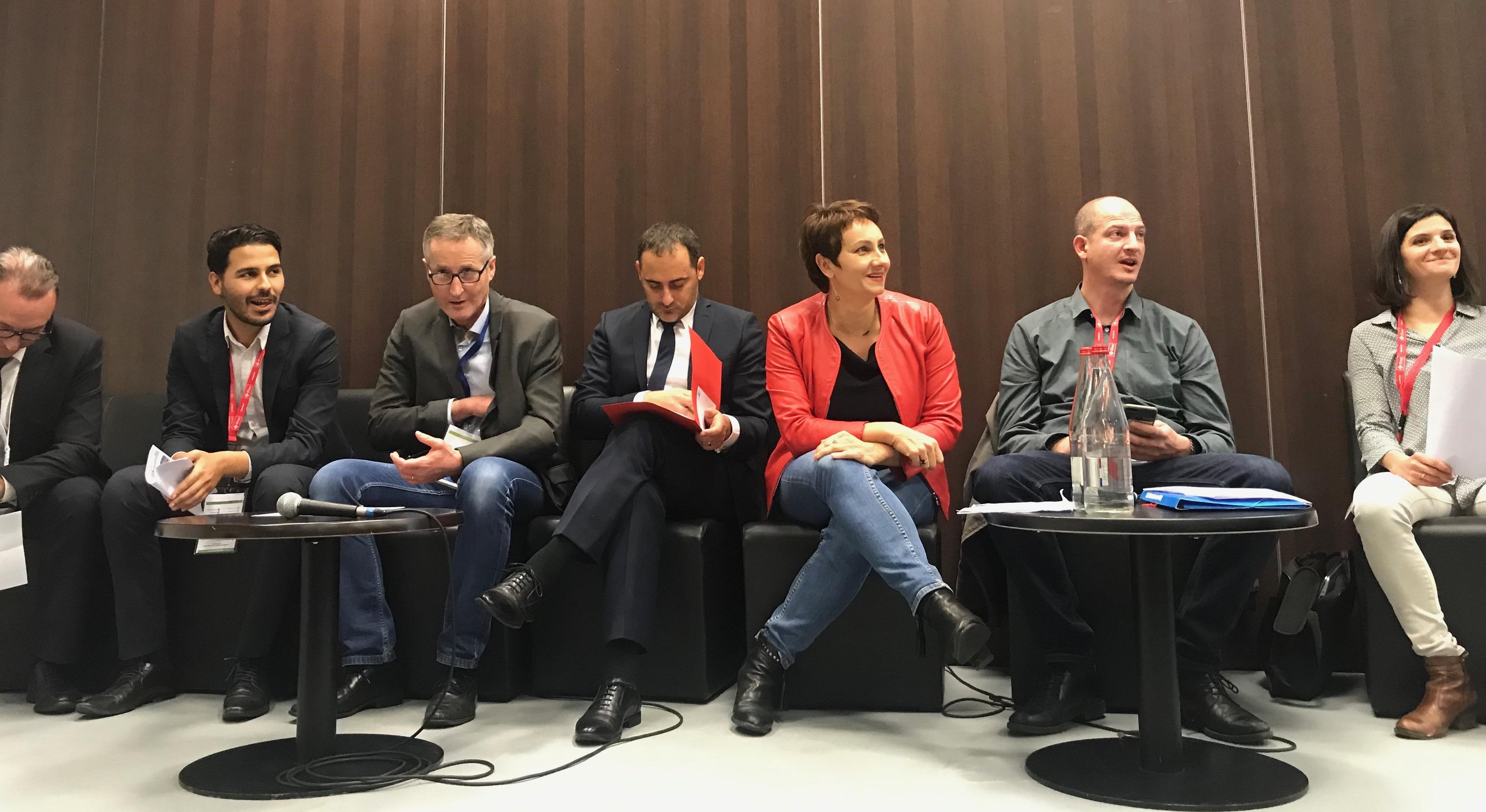 Conférence « CleanTech Vallée » lors du forum Energaïa