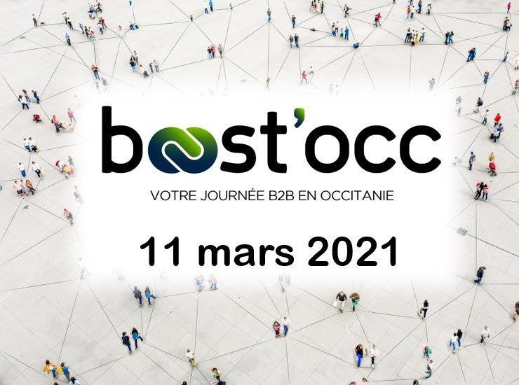 Boost'Occ : journée B2B pour booster les relations interentreprises en Occitanie !