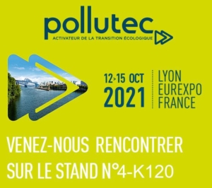 Retrouvez la CleanTech Vallée au salon Pollutec à Lyon
